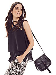 lattice-strap-halter-blouse-black-