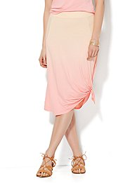 lounge-ombre-tie-detail-skirt-