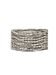 metallic-multi-row-stretch-bracelet-