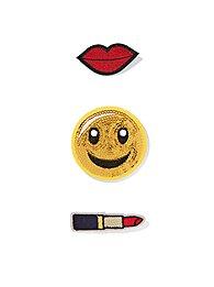 sequin-smiley-face-patch-set-