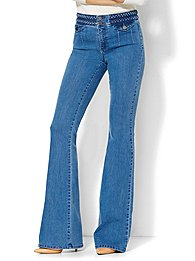 soho-jeans-braided-high-waist-flare-conquest-blue-wash