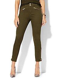 soho-jeans-jennifer-hudson-high-waist-ankle-legging-woodland-green-