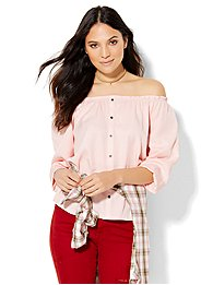 soho-off-the-shoulder-blouse-pink-shell-