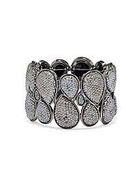 sparkling-teardrop-stretch-bracelet-