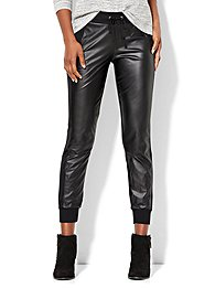 streetwear-faux-leather-front-jogger-