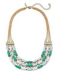 three-row-beaded-chain-link-necklace-