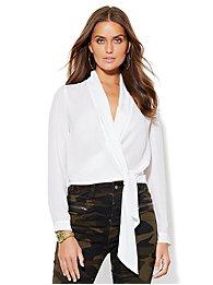tie-waist-wrap-blouse-
