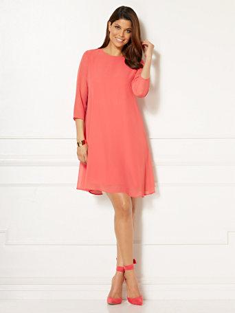 Ny Amp C Eva Mendes Collection Maribel Shift Dress