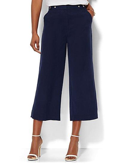 Culotte Soft Pant  - New York & Company