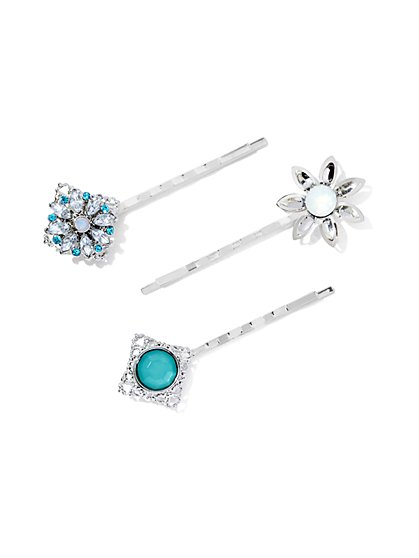 3-Piece Barrette Set  - New York & Company