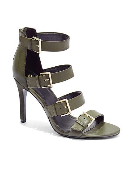 4-Inch Heel Strappy Sandal  - New York & Company