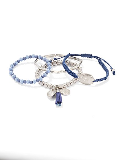 4-Piece Bracelet Set  - New York & Company