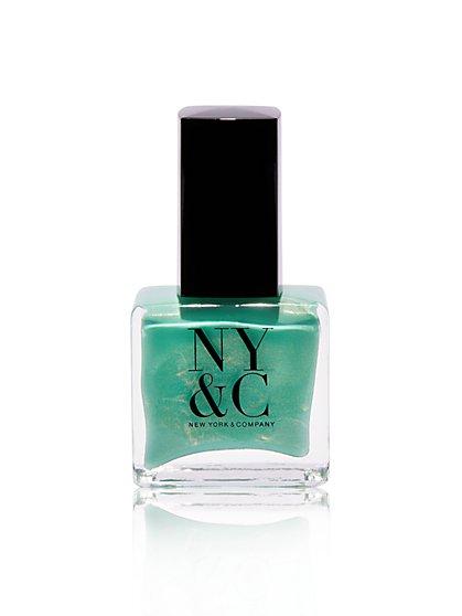 5.95 GREENWICH GREEN NAIL - New York & Company