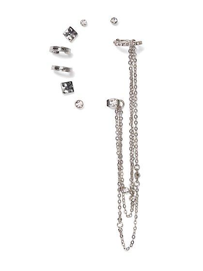 5-Piece Earring Set  - New York & Company