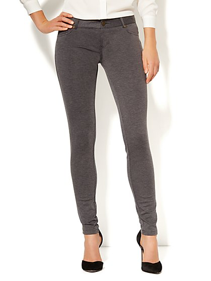 5-Pocket Ponte Legging
