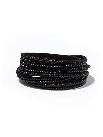 6-Row Wrap Bracelet  - New York & Company