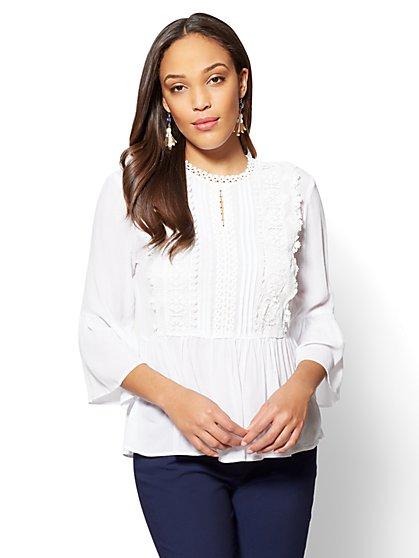 Women's Tops | Dressy Tops for Women | NY&C