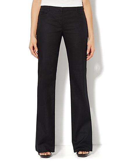 7th Avenue Bootcut Pant - Average - New York & Company