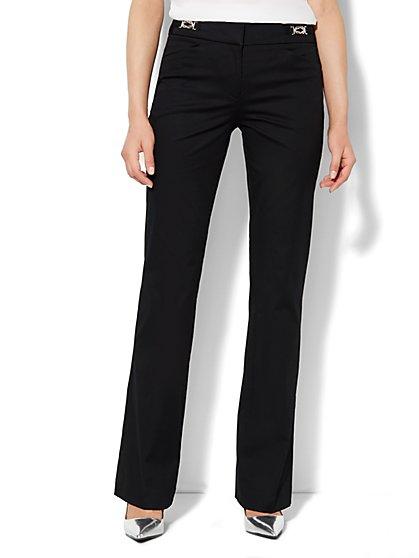 7th Avenue Bootcut Pant - Cotton - New York & Company