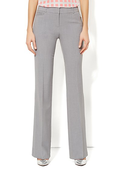 7th Avenue Bootcut Pant - Double Stretch - Petite