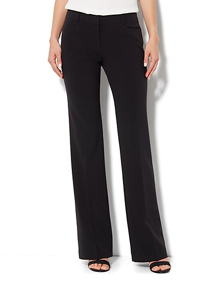 7th Avenue Bootcut Pant - Double Stretch - Tall - New York & Company