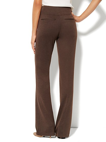 Brown Dress Pants Womens images