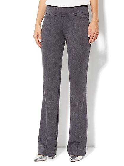 7th Avenue Bootcut Pull-On Pant - Petite