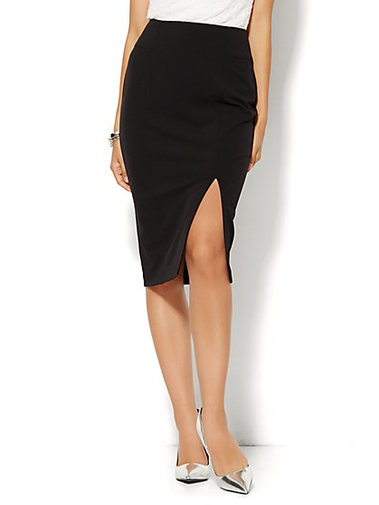 7th Avenue Design Studio - Modern Fit - Pencil Skirt - New York & Company
