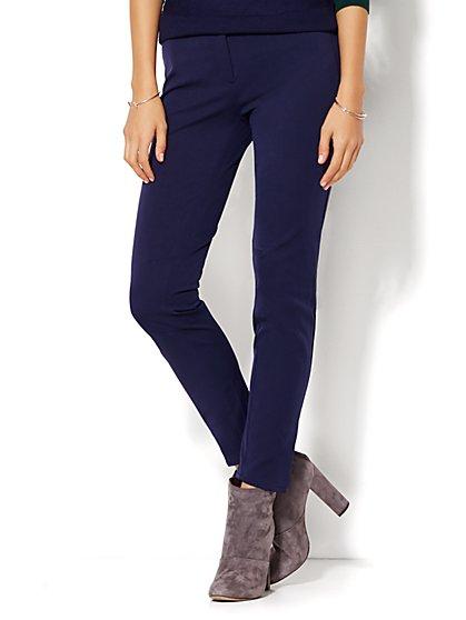 7th Avenue Design Studio Pant - Legging Fit - SuperStretch - New York & Company