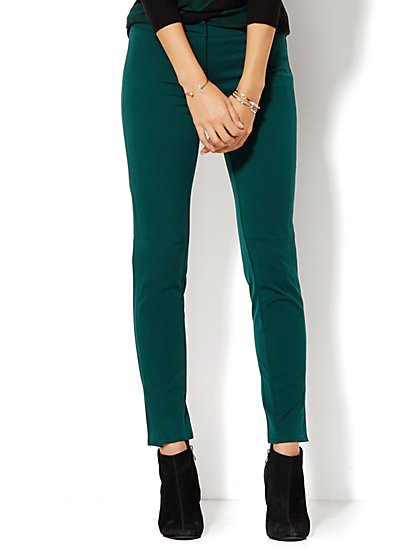 7th Avenue Design Studio Pant - Legging Fit - SuperStretch - New York & Company