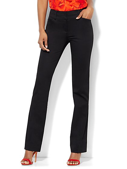 7th Avenue Design Studio Pant - Modern Fit - Straight Leg - New York & Company