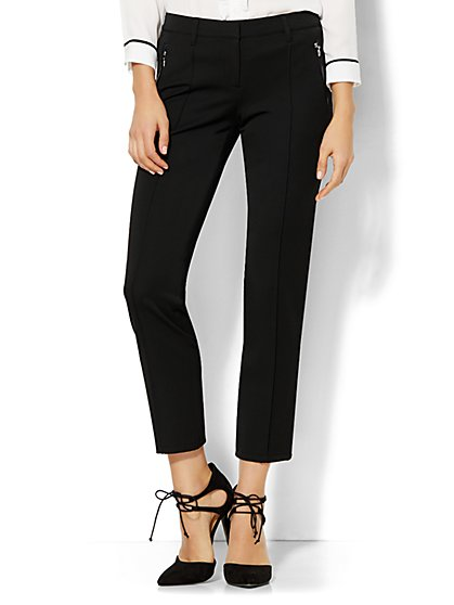 7th Avenue Design Studio Pant - Runway Fit - Slim Ankle - SuperStretch  - New York & Company