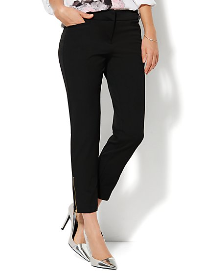 7th Avenue Design Studio Pant - Signature Fit - SuperStretch - Slim Ankle - New York & Company