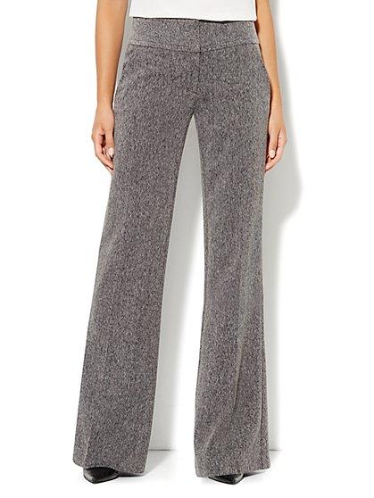 7th Avenue Design Studio Pant - Wide Leg Trouser - Petite - New York & Company