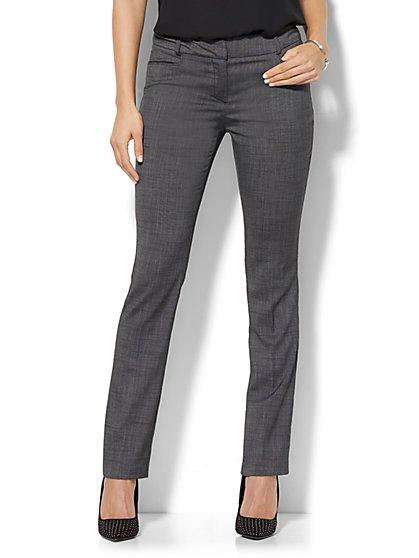 7th Avenue Design Studio - Slim-Leg Pant - Signature - Universal Fit - New York & Company