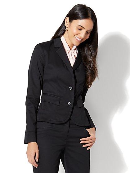 7th Avenue Jacket - Two-Button - Signature - Petite - New York & Company
