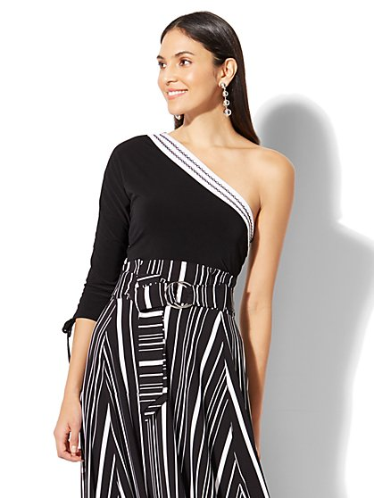 7th Avenue - One-Shoulder Top - New York & Company