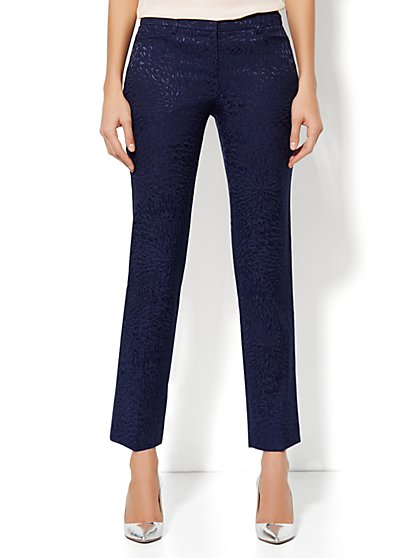 7th Avenue Pant - Jacquard