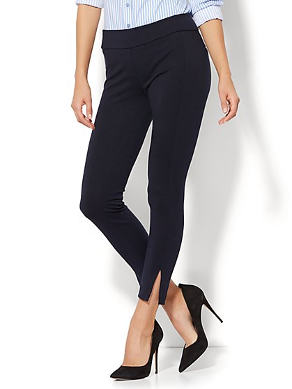 7th Avenue Pant - Legging - Pull-On Ankle - New York & Company