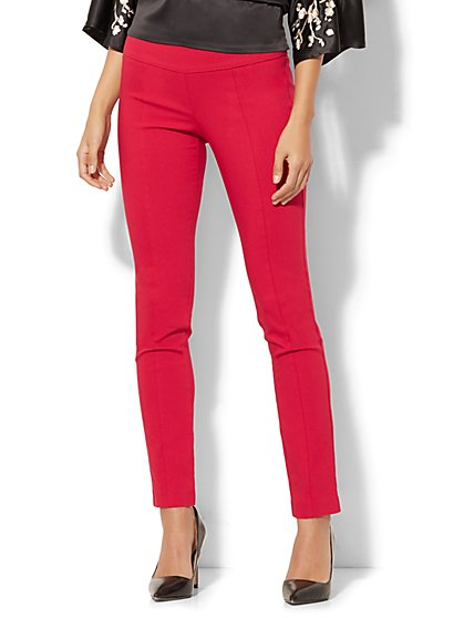 7th Avenue Pant - Legging - Pull-On - Ultra Stretch  - New York & Company