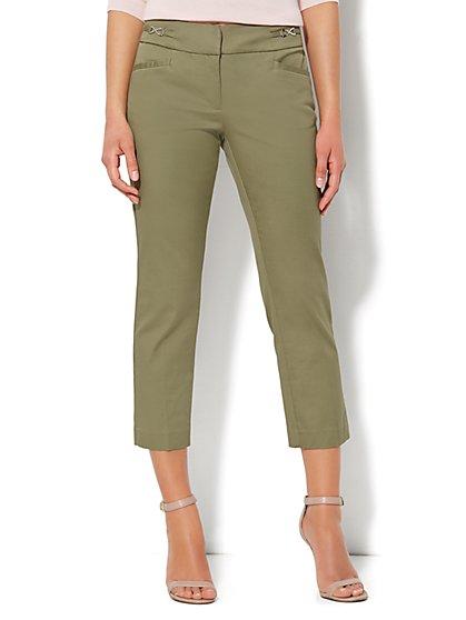 7th Avenue Pant - Signature Fit - Slim Crop - New York & Company
