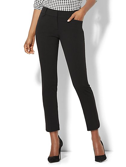 7th Avenue Pant - Slim Ankle - Signature - Double Stretch - Tall - New York & Company