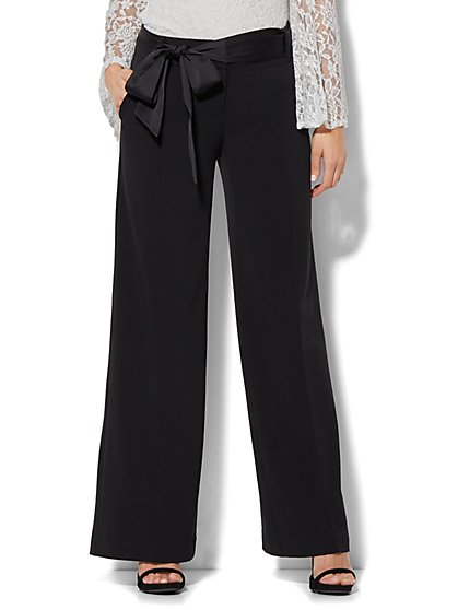 7th Avenue Pant - Wide-Leg - New York & Company