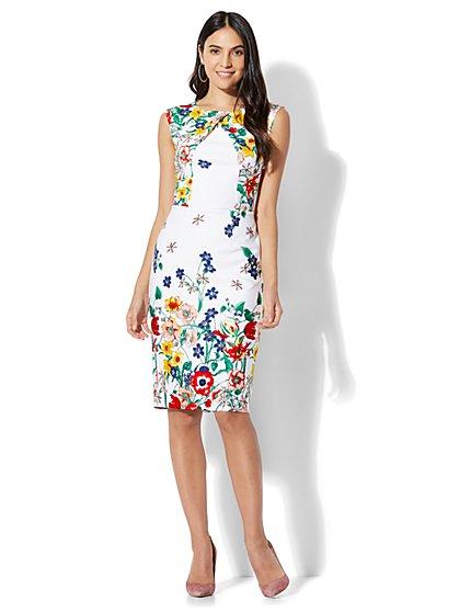 Petite Dresses  Petite Maxi Dresses  NY&ampC