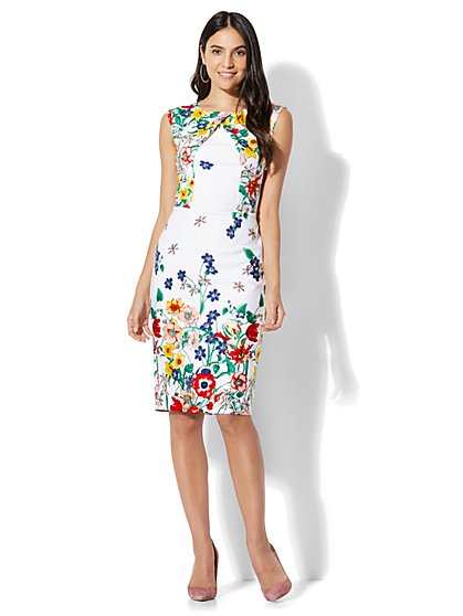 7th Avenue - Sheath Dress - New York & Company