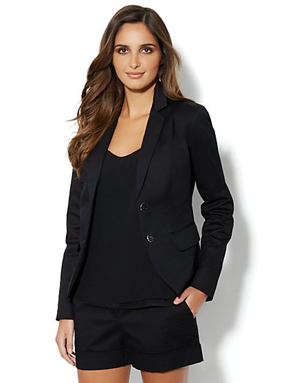 7th Avenue Suiting Collection Jacket