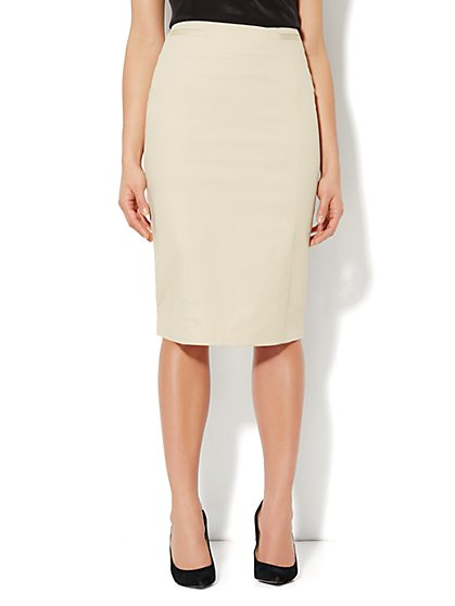 7th Avenue Suiting Collection Pencil Skirt - New York & Company