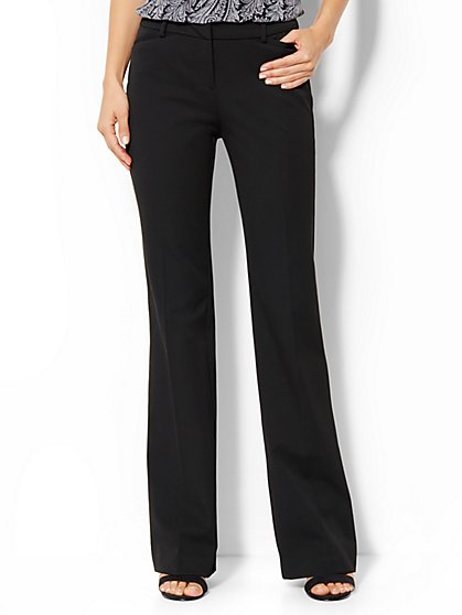 7th Avenue SuperStretch Bootcut Pant - Petite - New York & Company