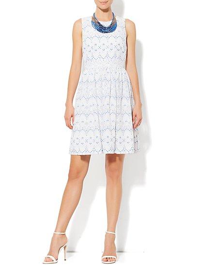 84.95 ASHLEY LACE DRESS - New York & Company