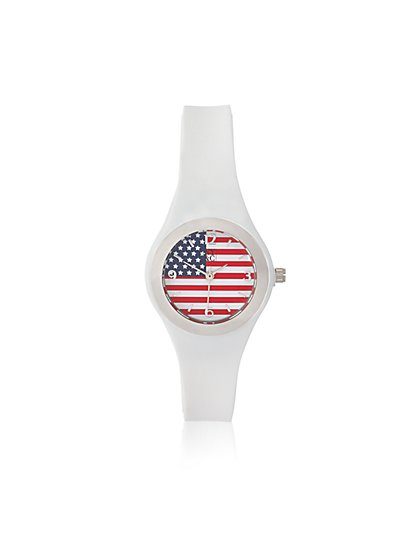 American Flag Watch  - New York & Company
